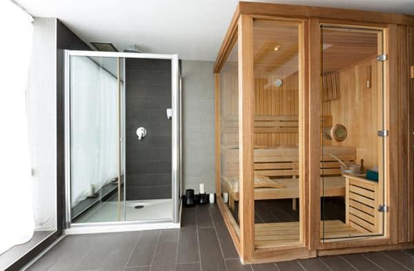 Heimsauna - Indoorsauna für Zuhause